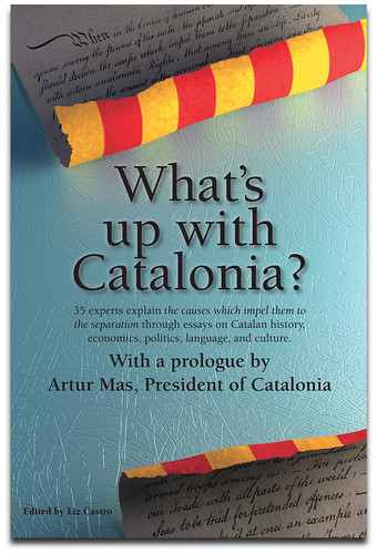 What's up with Catalonia? (front cover) | by Liz Castro