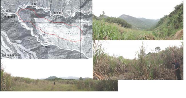 基地現況。圖片來源:取自環評簡報資料。