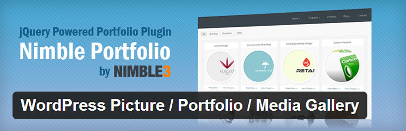 10-free-wordpress-portfolio plugin display your work nimble portfolio