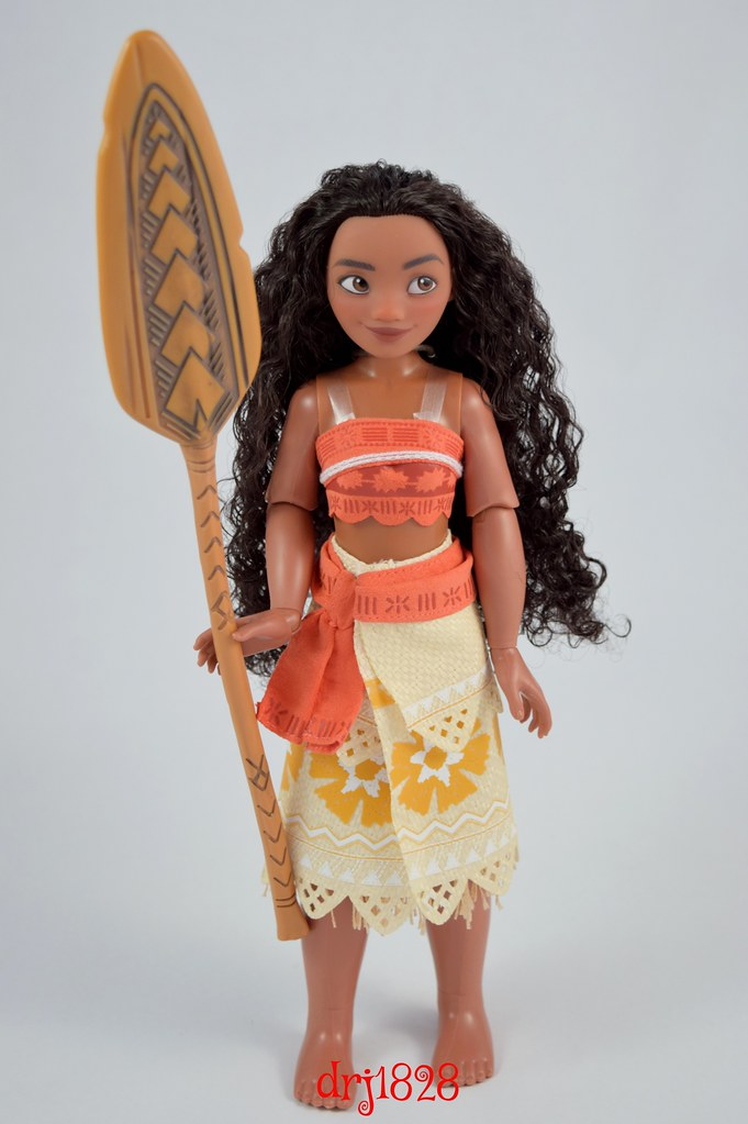 disney moana classic doll 11 39 39 disney store purchase flickr. Black Bedroom Furniture Sets. Home Design Ideas