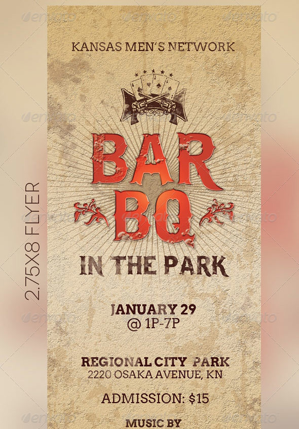barbeque flyer template the barbeque flyer template can be flickr