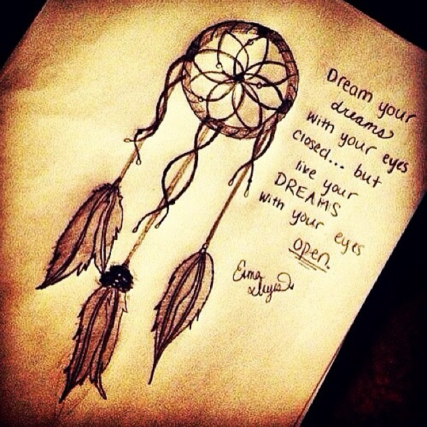 Dreams Dream Words Dreamcatcher Nativeamerican Chero Flickr Gorgeous Dream Catcher Words
