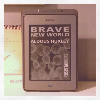 Brave New World | by bfishadow