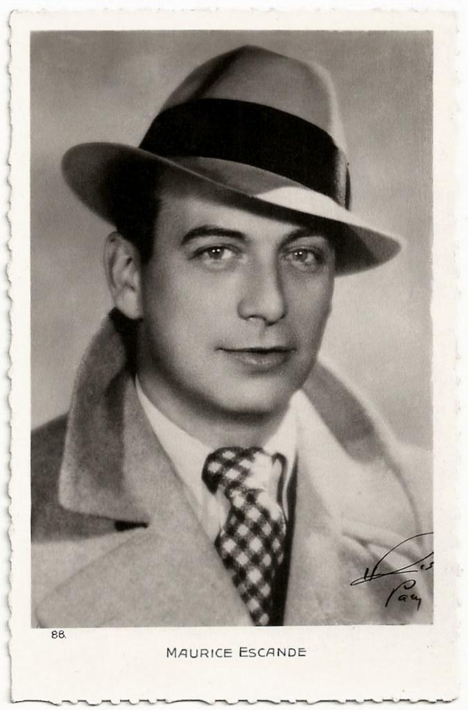 Image result for Maurice Escande