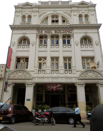 Pagoda Tea Rooms Colombo