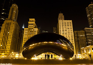The Bean, Chicago | by Eva Blue