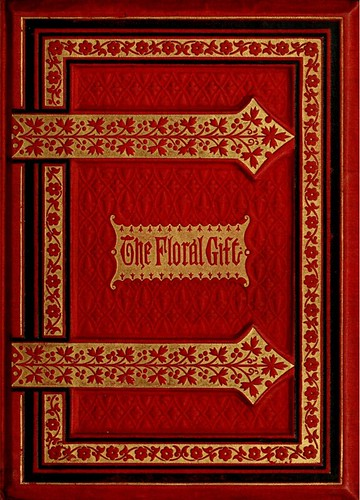 Book Cover Vintage Xda : Book cover the floral gift charmainezoe s marvelous