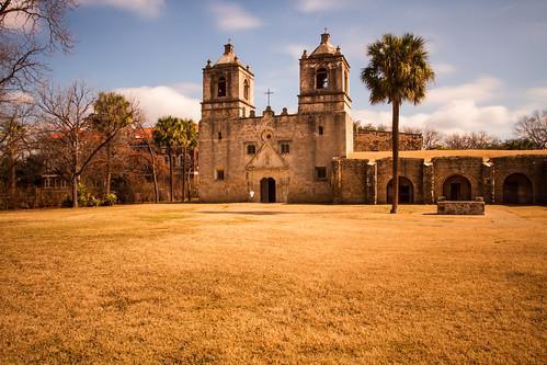 Mission Concepcion San Antonio Texas Concepcion Is