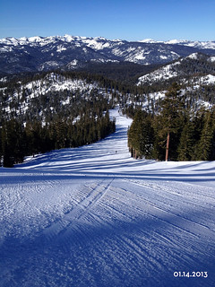 Challenger conditions 1.14.13 | by Northstar California™ Resort