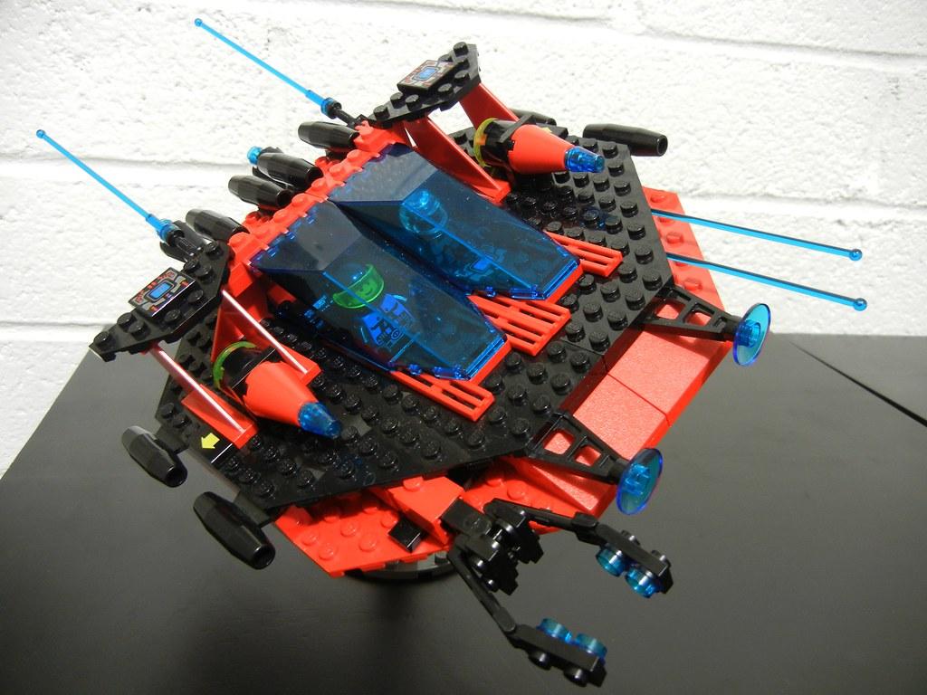 ... 6939 Saucer Centurion | by legomac.bricked