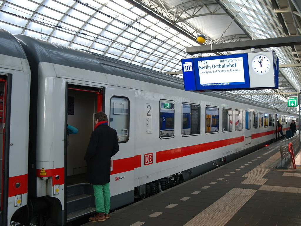 Netherlands By Train - eurail.com