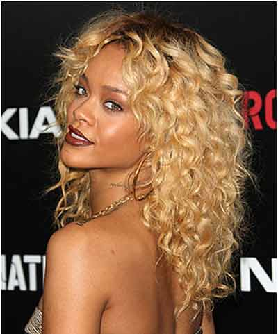 Top 10 Curly Celebrity Hairstyles | Celebrities are always s… | Flickr