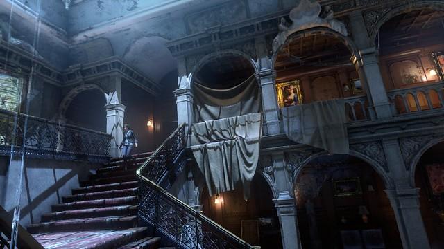 Rise Of The Tomb Raider выходит на PS4 в октябре с поддержкой PS VR