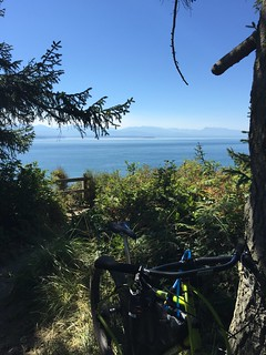 MTB at Fort Ebey | by stonehog