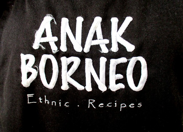 Anak Borneo Ethnic Recipes
