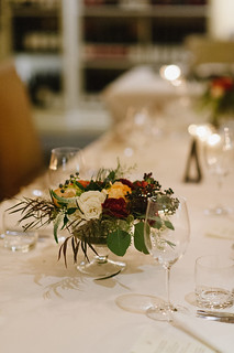 Celine Kim Photography Auberge du Pommier romantic intimate restaurant Toronto fall wedding-44 | by Celine Kim