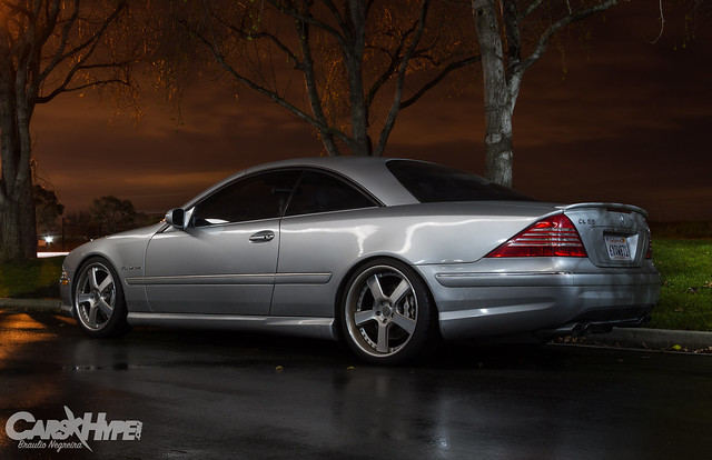 Eric 39 s mercedes benz cl55 amg flickr photo sharing for Mercedes benz cl55 amg