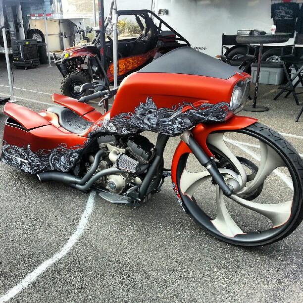 Harley Davidson Harleydavidson Bagger Motorcycle Cust Flickr
