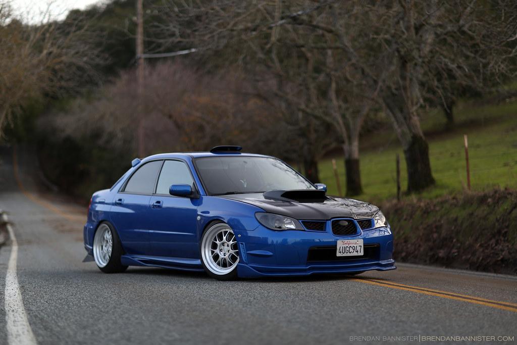Slammed And Dumped Subaru Wrx Hawkeye Photo By Brendan