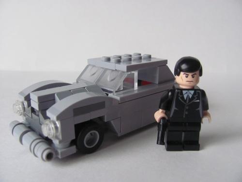 lego james bond 007 and the aston martin db5 3 mike. Black Bedroom Furniture Sets. Home Design Ideas