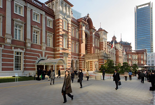 Tokyo Station | by julesberry2001