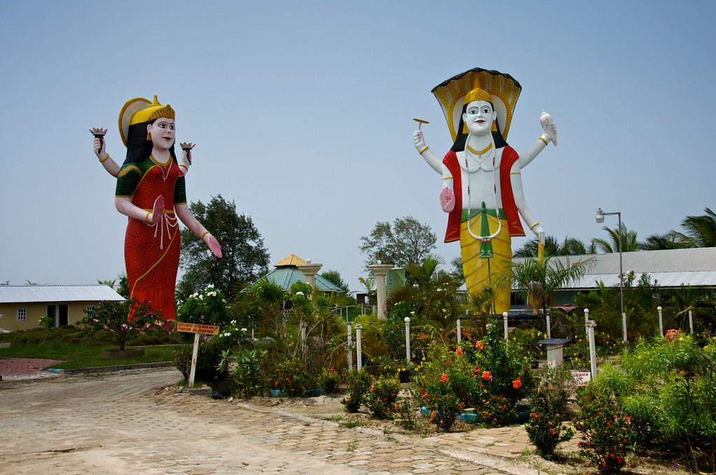Hindu Temple, Suriname...