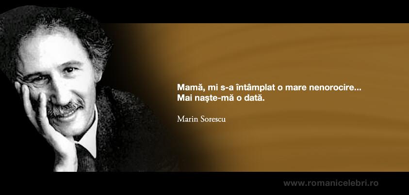 Citate Fotografie Free : Marin sorescu romanicelebri ro rom ni