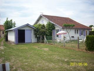 Logement Villa Paulette à Saint-Julien-en-Born