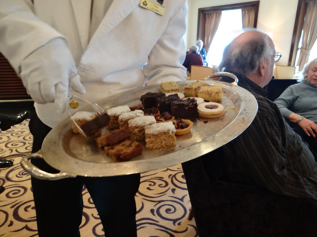 Queen Mary Tea Room Prices
