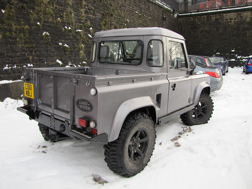 c910wbj land rover defender 90 pick up what you need with flickr. Black Bedroom Furniture Sets. Home Design Ideas
