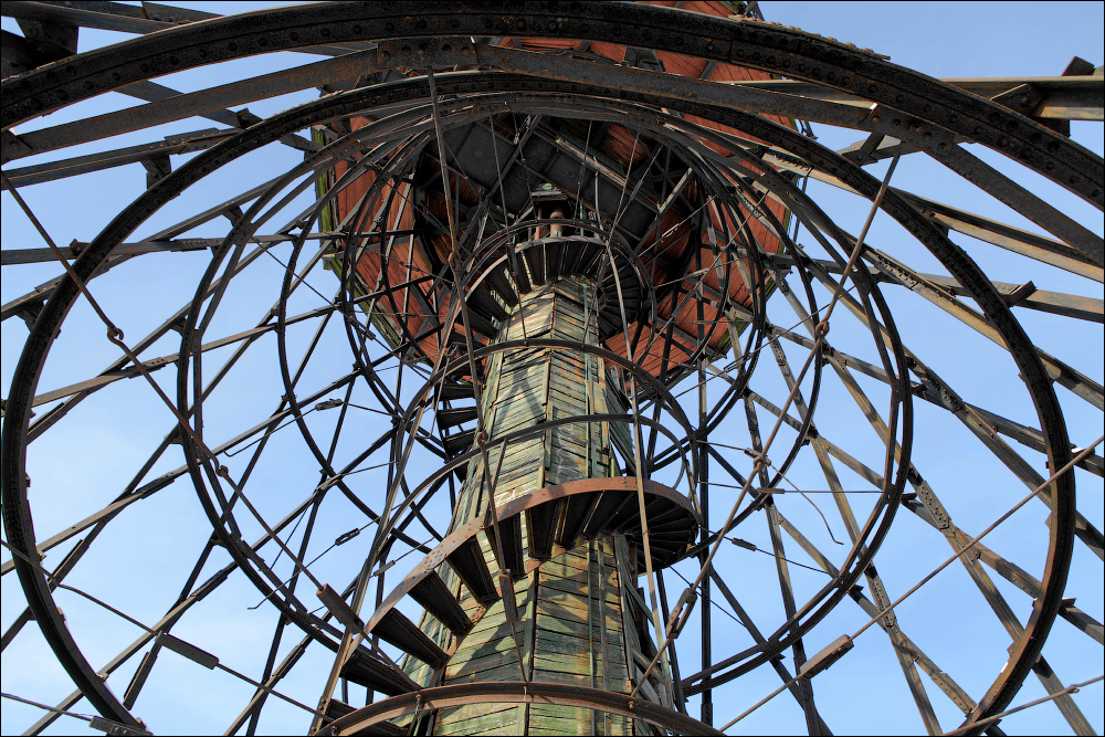 Шуховская водонапорная башня