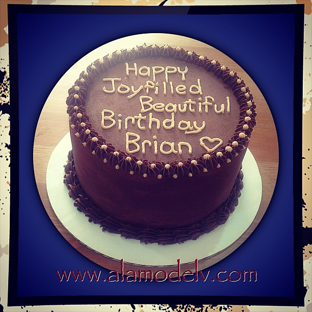 Happy Birthday Brian! We're So Happy To Hear You Enjoyed Y
