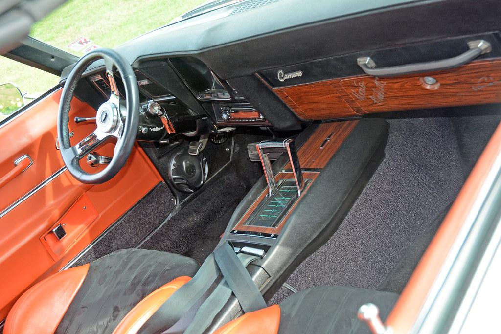 ... 1967 Camaro SS   Interior | By Brad Harding Photography