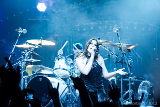 Nightwish with Floor Jansen @ Credicard Hall | by edifortini