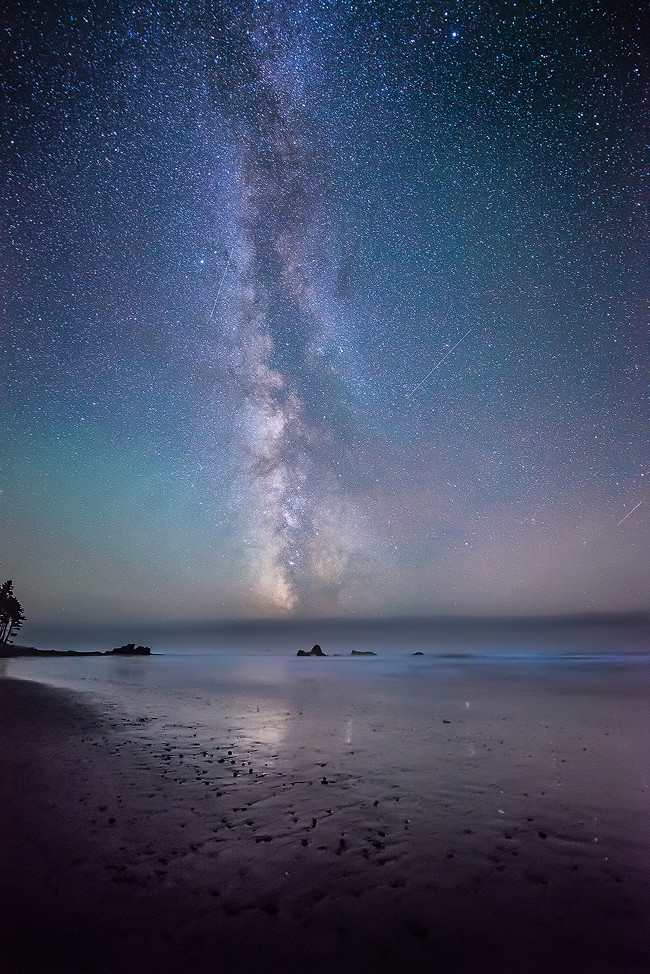 Chasing the Milky Way Star Photography Post Processing Vi Flickr
