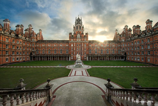 Royal holloway, founders | by Xuyinglong*