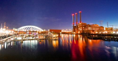 Bridge and Power Plant | by Chen Yiming