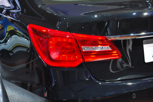 NAIAS2013-AcuraRLX-hybrid-taillight | by Inhabitat