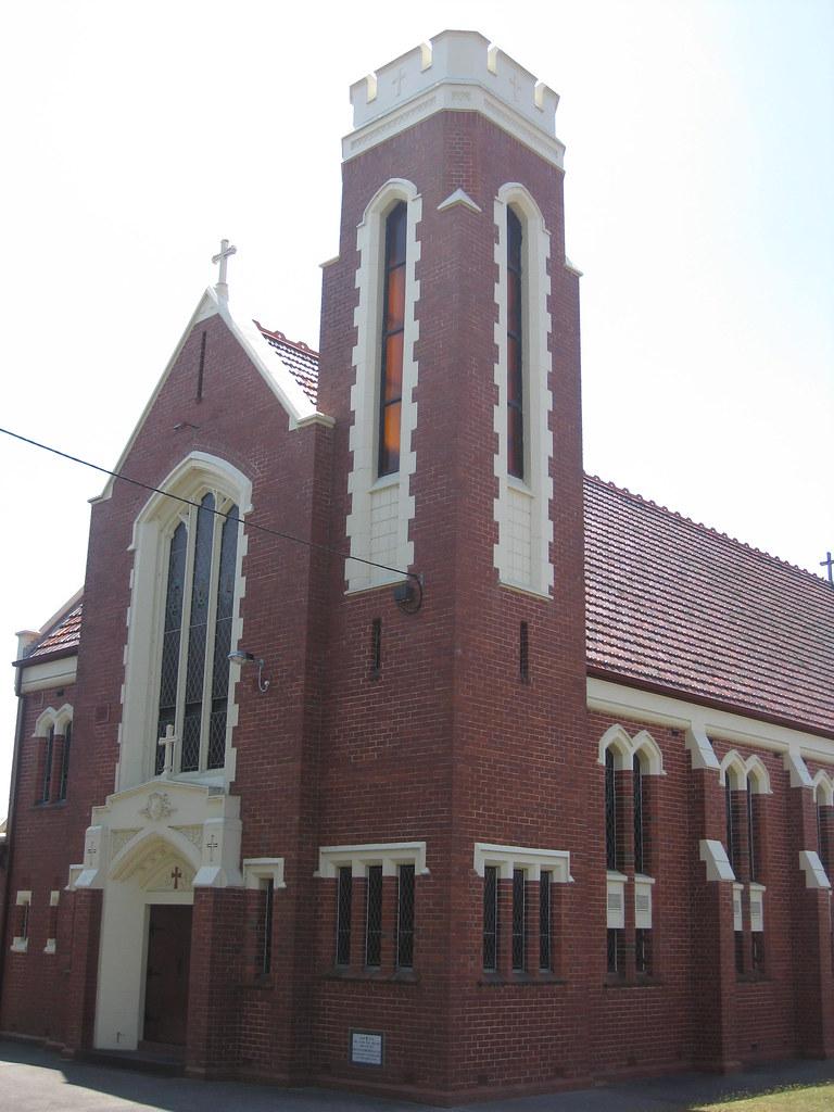 St Josephs Catholic Church Guys Road Korumburra By Raaen99