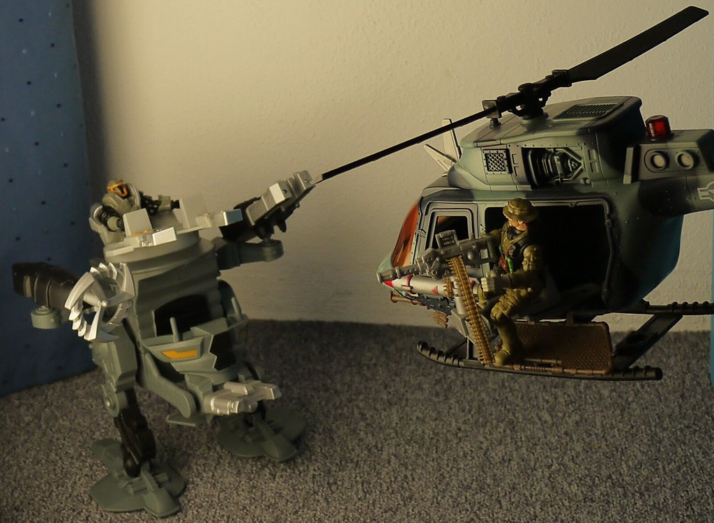 Soldier Force 9 Elicottero : Soldier force helicopter fighting future true heroes flickr