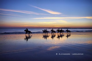 Balade cheval sur le bord de mer st cast le guildo flickr - Office tourisme saint cast ...