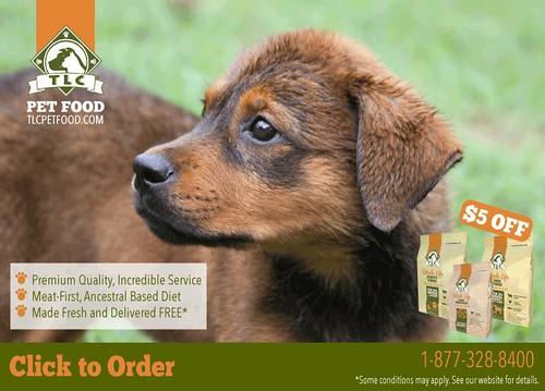 Mastweiler Com Tlc Whole Life Dog Food