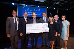 Governor Cuomo Presents Empire State Excellence in Teaching Award
