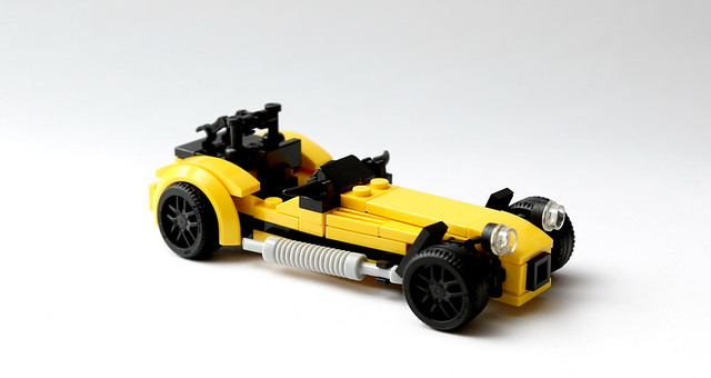 Caterham Seven version LEGO City
