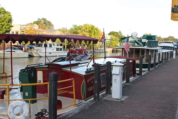 fairport erie canal