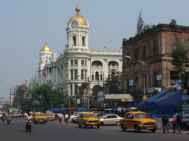 Calcutta Streets, India 12 001