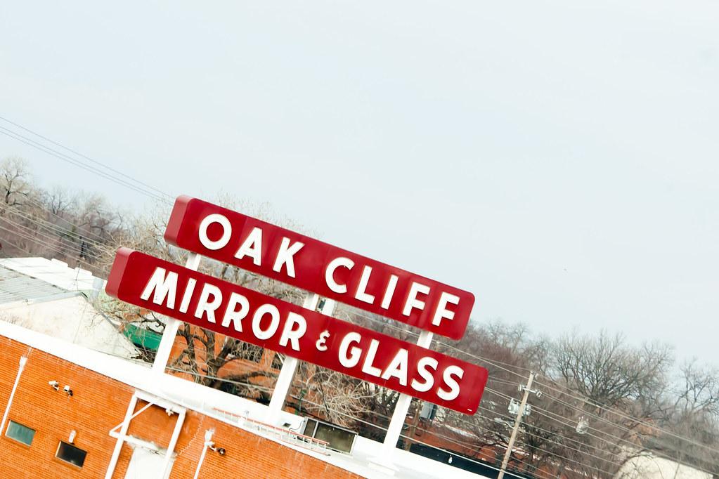 Oak Cliff Mirror Glass Thomas Hawk Flickr