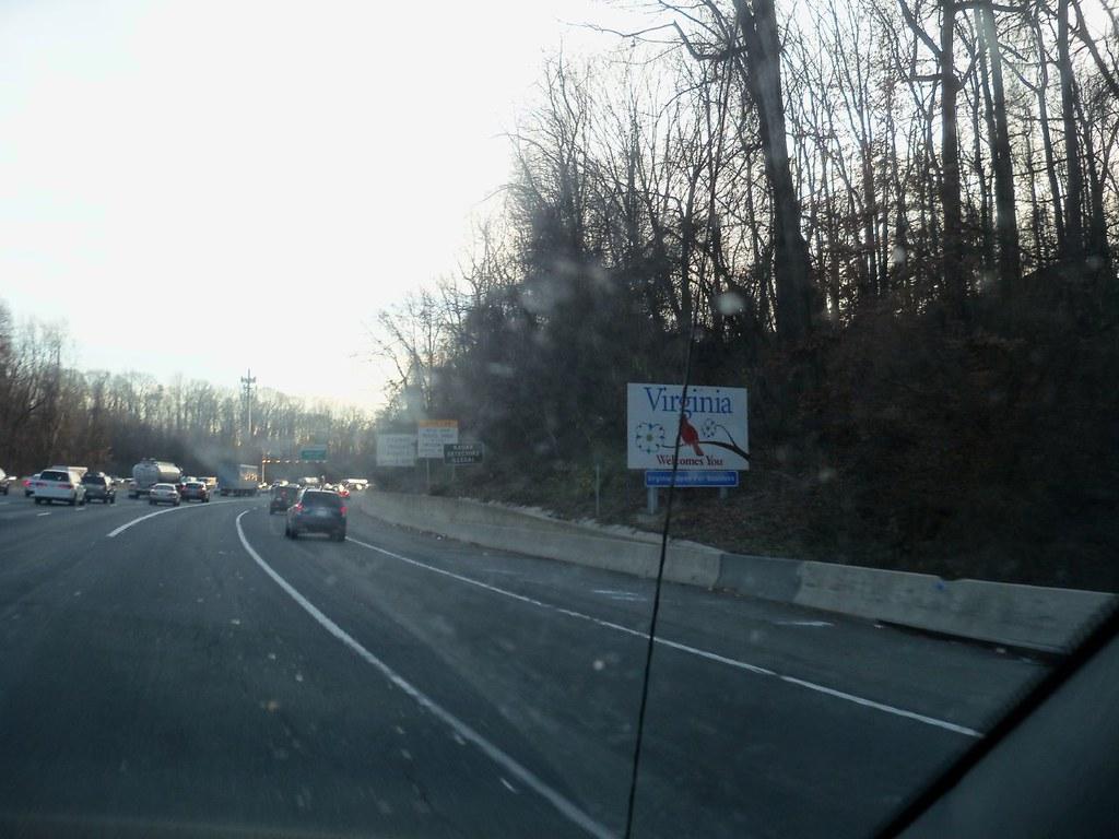 Vdot Live Traffic Cameras Capital Beltway