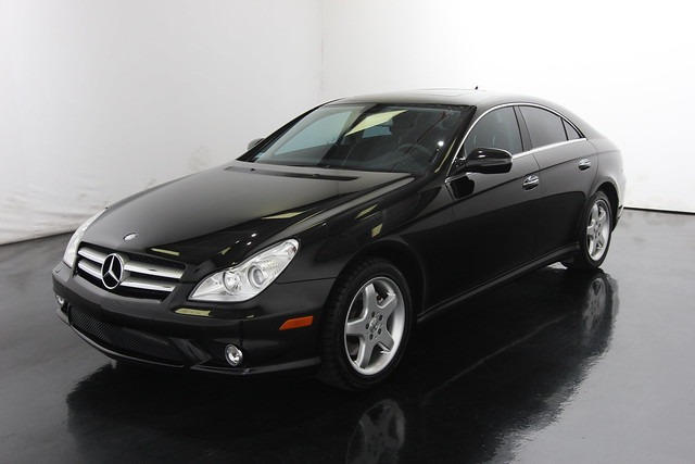 2009 mercedes cls 550 amg flickr photo sharing. Black Bedroom Furniture Sets. Home Design Ideas