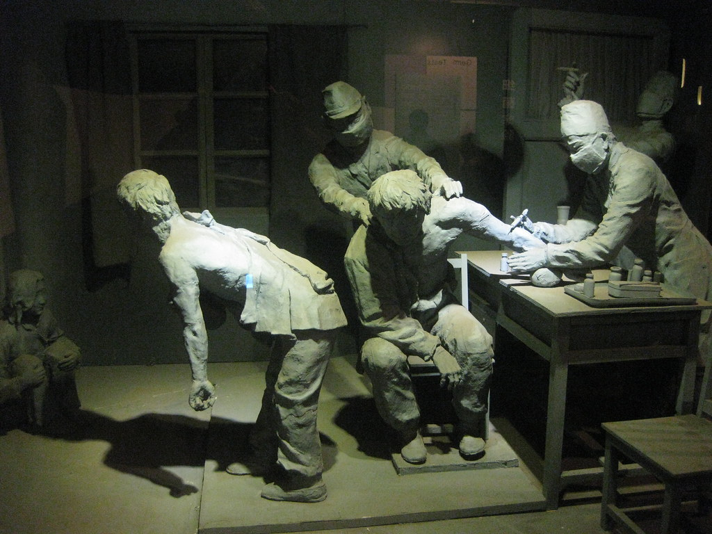 unit 731 Preface: originally done as a report for the class, unit 731 is a relatively unknown piece of sino-japanese history that china holds on to with a bitter grudge– n palu.
